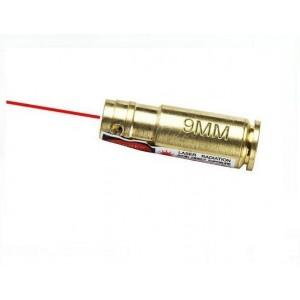9 mm Tabanca Sıfırlama Lazeri