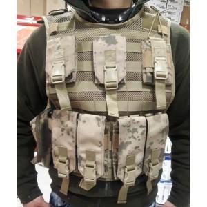 Jandarma Yeni Tip G3 HK33 Hücum Yeleği  (Plakalıklı)