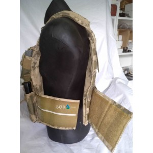 Jandarma Yeni Tip Hücum Yeleği HK33 G3 AK47  (Plakalıklı)