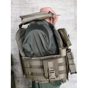 Çöl rengi Hücum Yeleği Özel Harekat HK33 G3 SİG Mpt Ak47 Özel Dikim
