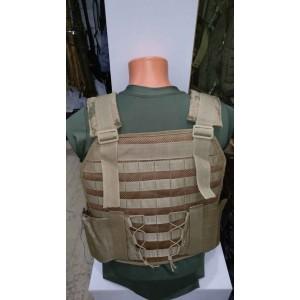MPT-HK-G3  Jandarma Hücum Yeleği Fileli (Plakalıklı) Yeni Model