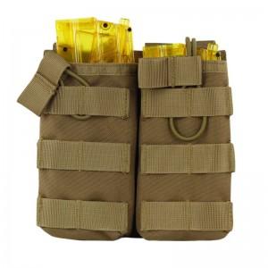 İkili Şarjör Cebi HK33 G3  Sig 12 20 36 Kalibre Şarjör Modülü Pouch