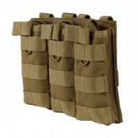 Üçlü Şarjör Cebi HK G3 SİG AK47 Modül