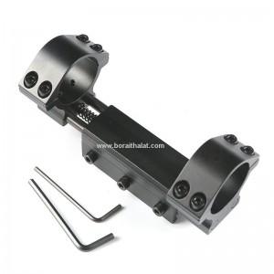 Darbe Emici  Tek Parça Dürbün Ayağı 30 mm Çap 22mm Ray için Yüksek Dampa