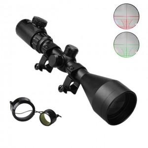 3-12x50E HD Tüfek Dürbünü AİM (Sarsıntıya Dayanıklı)