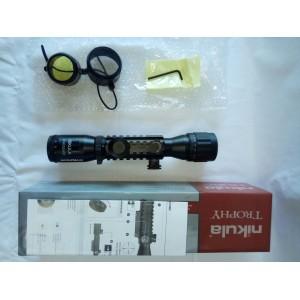 2-6x32EG Raylı Tüfek Dürbünü Işıklı