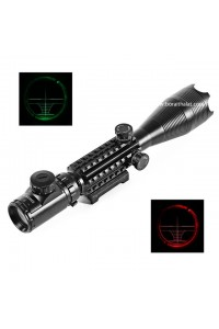 4-16x50 EG Bushnell Tüfek Dürbünü Gece Görülebilir