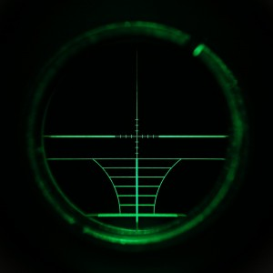 3-9x32EG Raylı Tüfek Dürbünü Nikula