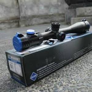 Discovery 8-32x50 SF Tüfek Dürbünü