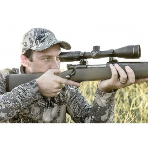 Sightmark Core HX 3-9x40 VHR Venison Tüfek Dürbünü