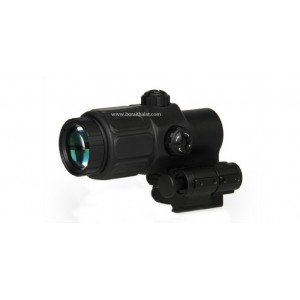 Eotech L3 G33 Model 3x Yakınlaştırıcı Dürbün Magnifier Siyah