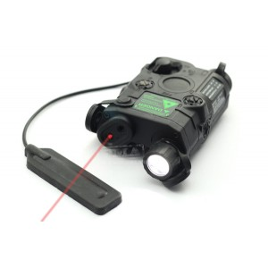 PEQ-15 ATPIAL (AN/PEQ-15) - Advanced Target Pointer/ Illuminator/ Aiming Laser