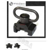 MPT76 - MPT55  Kayış 22mm ray aparatı 360 Derece Dönerli  Bas Çıkarlı