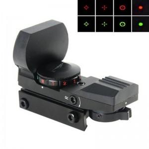 Reflexsight Lazer Nişangah Reddot  4 Retikıl Bushnell