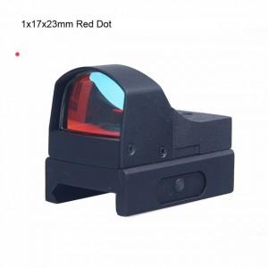 COMET  1x17x23mm Mini Red Dot Nişangah