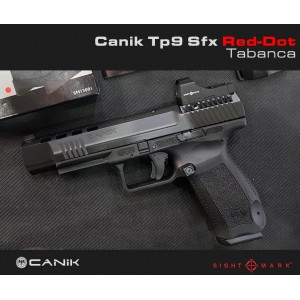 Canik TP9 SFX REDDOT Sightmark