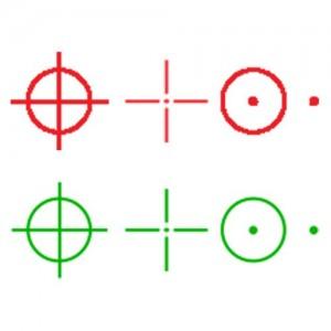 SIGHTMARK ULTRASHOT R-SPEC GREEN - RED DOT SM26031