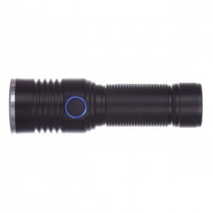 Tüfek Feneri Zoomlu Şarjlı Greyder T6 LED Fener