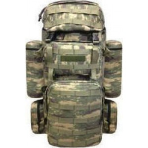 Operasyon Tipi Askeri Taktik Sırt Çantası 100+10  LT