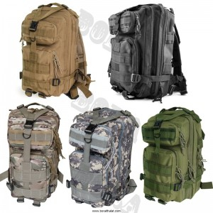 50 LT Askeri Taktik Sırt Çantası CORDURA USA Military Tactical Backpack