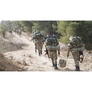 Operasyon , Korucu Sırt Çantası 2.EL DEMİR DESTEKLİ 65LT