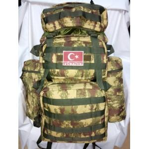 Operasyon Tipi Askeri Çanta 65 Litre