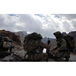 Yeni Operasyon Sırt Çantası Kara Kuvvetleri Metal Destekli 65LT