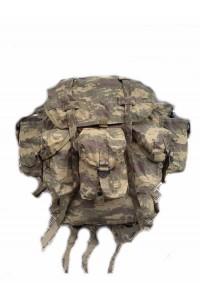 Operasyon , 2. El Temiz Sırt Çantası Kara Kuvvetleri Metal Destekli 65LT