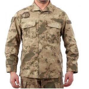 Jandarma Kamuflaj  Gömlek
