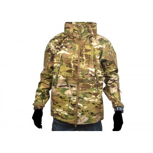 Multicam Softshell Mont