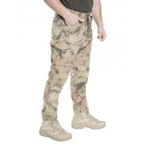 Likralı Askeri Pantolon Jandarma