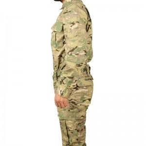 Multicam Askeri Kamuflaj Set