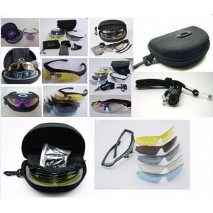 Oakley Balistik Gözlük 3 Lens
