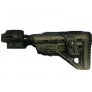HK33 G3 Uyumlu Plastik Teleskobik Amortisörlü Dipçik