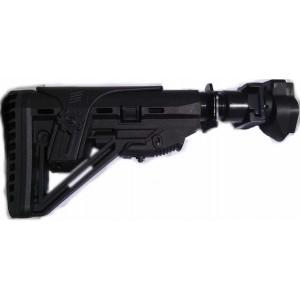 HK33 Seyyar Katlanır Teleskobik Amortisörlü Dipçik