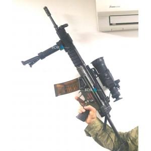 HK33  El Kundağı Raylı