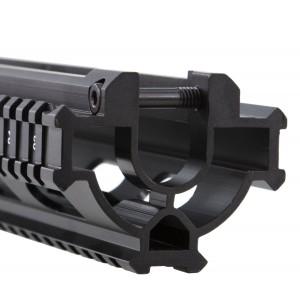 HK33 KUNDAK METAL Çöl Sarı RAYLI  (22mm)