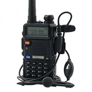 Baofeng Dijital UV5R EL Telsizi (FM Radyolu)